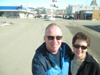 Alaska Highway Mile 0 - Dawson Creek, BC